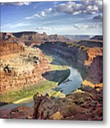 The Colors Of Canyonlands Metal Print
