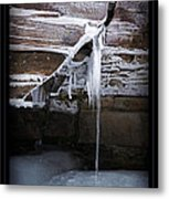 The Colors Of Cold Metal Print