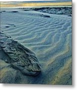 The Colors Of Sand Metal Print