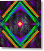 The Colors Of Space Metal Print