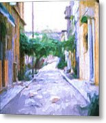 The Colors Of The Streets Metal Print
