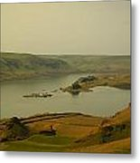The Columbia River From Maryhill Metal Print