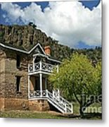 The Commandants Quarters Metal Print