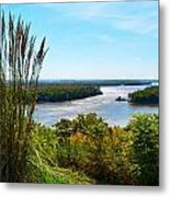 The Confluence  Metal Print