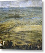 The Conquest Of Lleida Metal Print