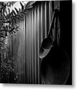 The Cook Out Metal Print