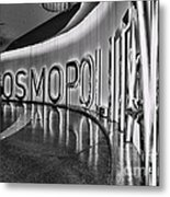 The Cosmopolitan Hotel Las Vegas By Diana Sainz Metal Print