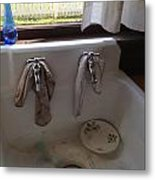 The Country Smell Metal Print
