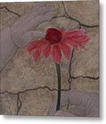 The Creation Of Eve Metal Print by Barbara St Jean
