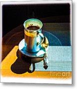 The Cup Of Black Coffee 1 Metal Print