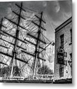 The Cutty Sark And Gipsy Moth Pub Greenwich Metal Print