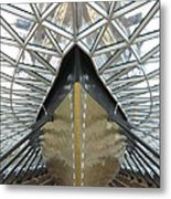 The Cutty Sark Metal Print by Ellen Howell