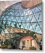 The Dali Museum St Petersburg Metal Print by Mal Bray