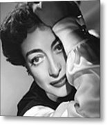 The Damned Dont Cry, Joan Crawford, 1950 Metal Print