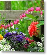 The Dance Of Spring Metal Print by Sean Griffin