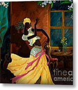 The Dancer Act 1 Metal Print