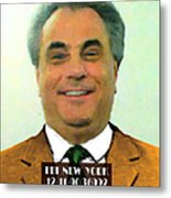 The Dapper Don 20130812text Metal Print by Wingsdomain Art and Photography