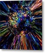 The Dark Side Of The Moon One Metal Print