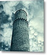 The Dark Tower Metal Print
