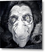 The Dark Ugly Witch Metal Print