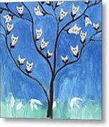 The Darling Buds Of February Metal Print
