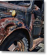 The Darlins Truck Metal Print