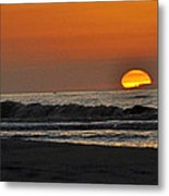 The Day Comes To Life Metal Print