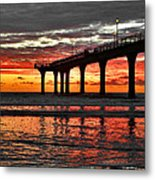 The Day Has Arrived  Metal Print