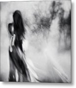 The Day I Stopped Dancing Metal Print