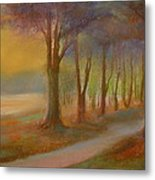 The Day Will  End Metal Print