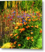 The Desert Abloom Metal Print
