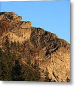 The Devil's Courthouse - Blue Ridge Parkway Metal Print