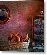 The Dining Room Metal Print