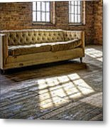 The Doghouse  Metal Print