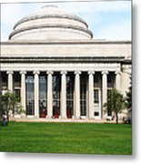 The Dome At Mit Metal Print