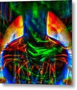 The Doors Of Perception Metal Print by Omaste Witkowski