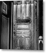 The Doorway Metal Print
