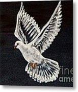 The Dove Metal Print
