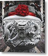 The Dragon Metal Print