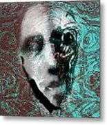 The Dream State Converses With You Metal Print