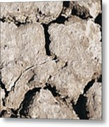 The Drought Metal Print