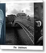 The Dubliners Metal Print by Colin O neill