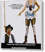 The Duchess And The Dirtwater Fox, Us Metal Print