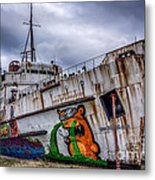 The Duke Of Lancaster Metal Print
