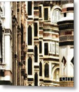 The Duomo Up Close Metal Print