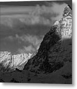 The East Face Metal Print