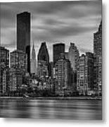 The East Side Metal Print