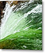 The Edge Metal Print by Bill Gallagher