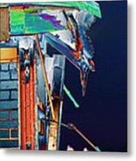 The Edge Of Glory Metal Print