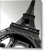 The Eiffel Tower Metal Print by Olivier Le Queinec